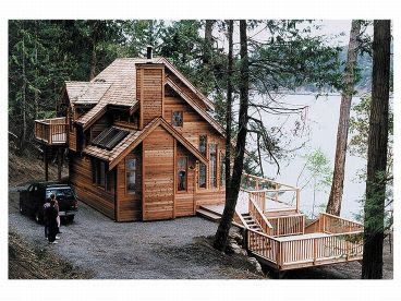 Find Small House Plans, Cottage House Plans and Cabin House Plans