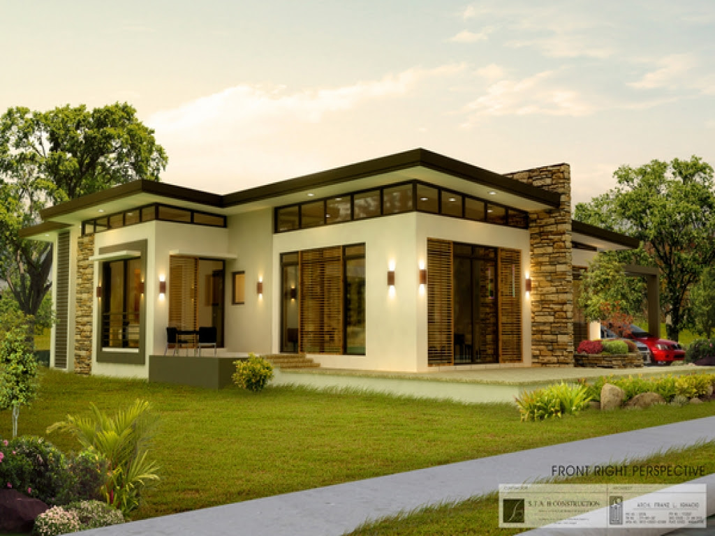 Budget Home Plans Philippines Bungalow House Plans ...