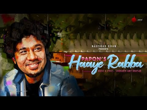 Haaye Rabba Lyrics Papon