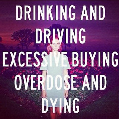 Drinking And Driving Excessive Buying Overdose And Dying Driving