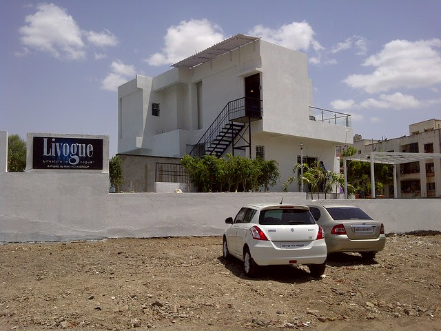 Site Office & Show Flat at Livogue - 1 BHK, 1.5 BHK & 2 BHK Flats at Malwadi Hadapsar, Pune 411028