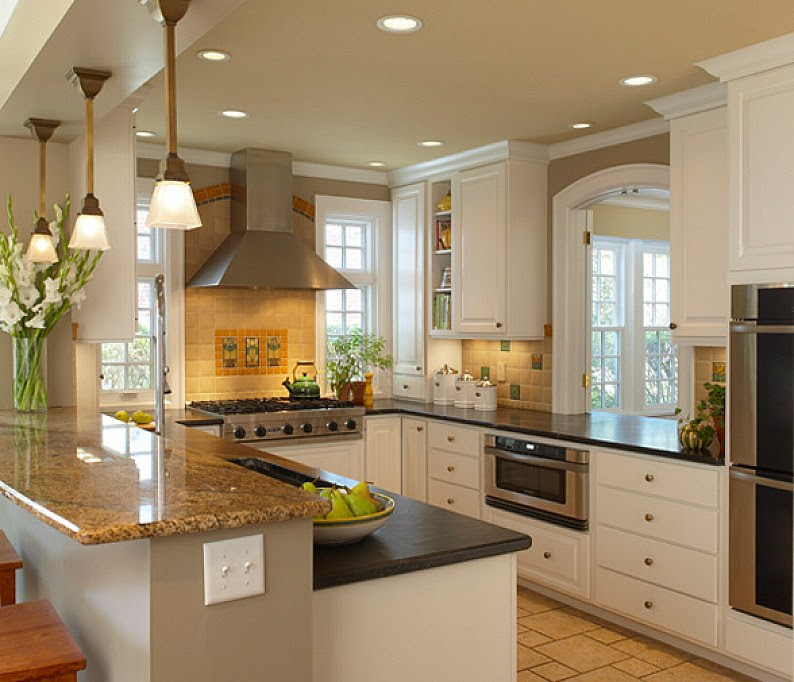 35+ Ideas about Small Kitchen Remodeling - TheyDesign.net ...