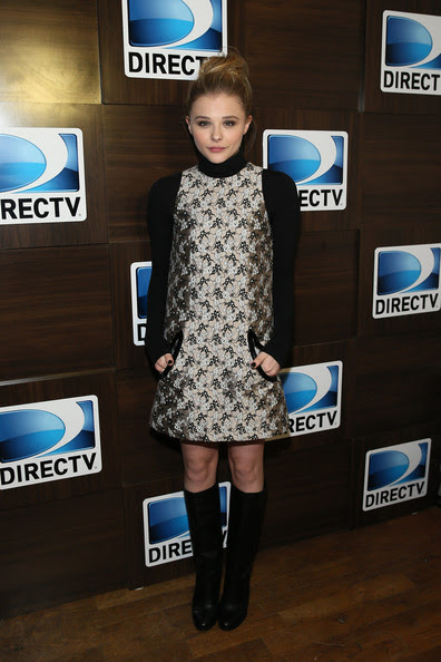 Chloe Grace Moretz - DIRECTV Hosted Events At Sundance Film Festival 2014 - 2014 Park City