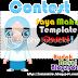 Contest Saya Mahu Template Comel Budak Nakal Blogspot
