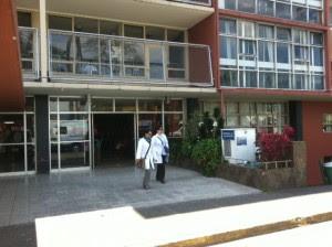 Hospital Nacional de Niños. CRH