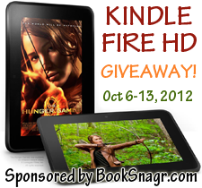 Kindle Fire HD Giveaway Event!