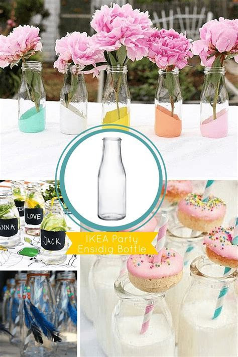 10 Must Have Ikea Hacks for your Wedding or Party   Bottle
