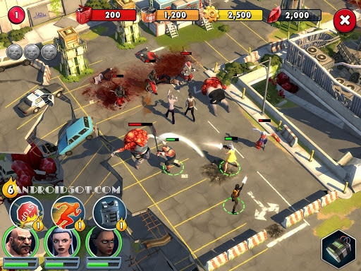 tải game Zombie Anarchy cho iphone
