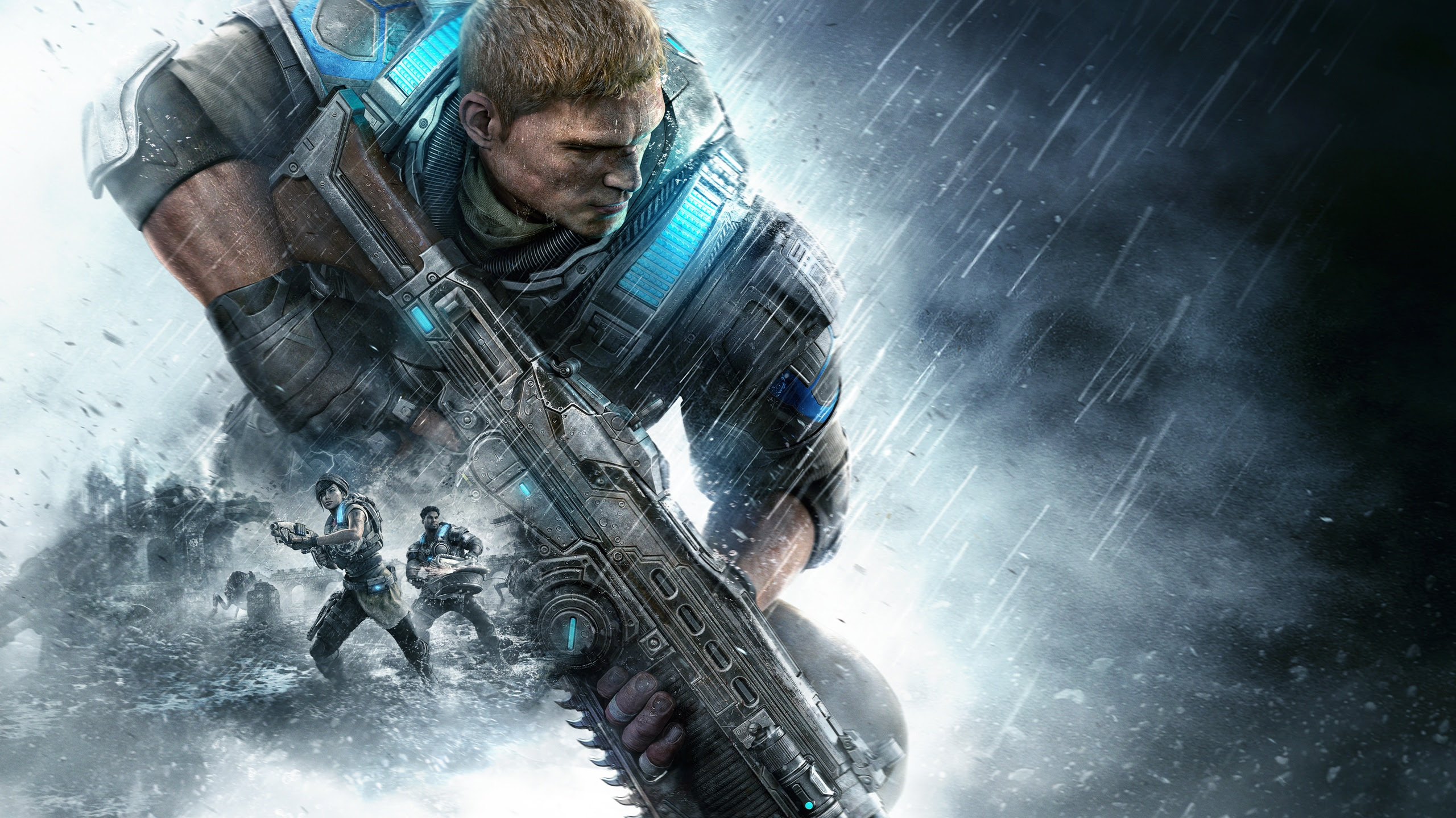 Gears Of War 4 Hd Xbox One Wallpapers In Jpg Format For Free Download