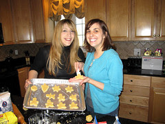 Me and Diana w/the Cookies!