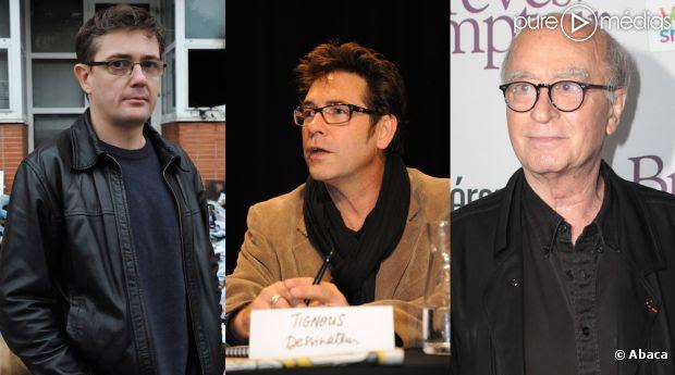 """Charb, Tignous et Wolinski sont morts dans l'attentat de """"Charlie Hebdo"""""""