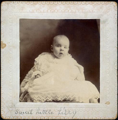 Lillian Hornecker age 6 mo