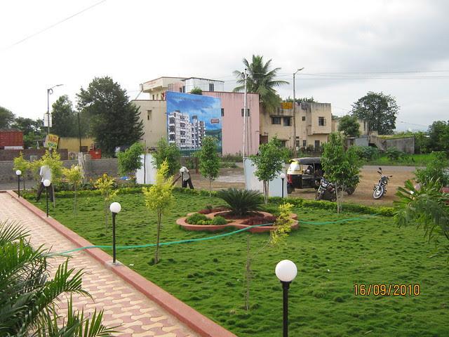 Ashirwad Heritage opposite Aishwaryam Courtyard 1 BHK 2 BHK 3 BHK Flats on Akurdi Chikhali Road