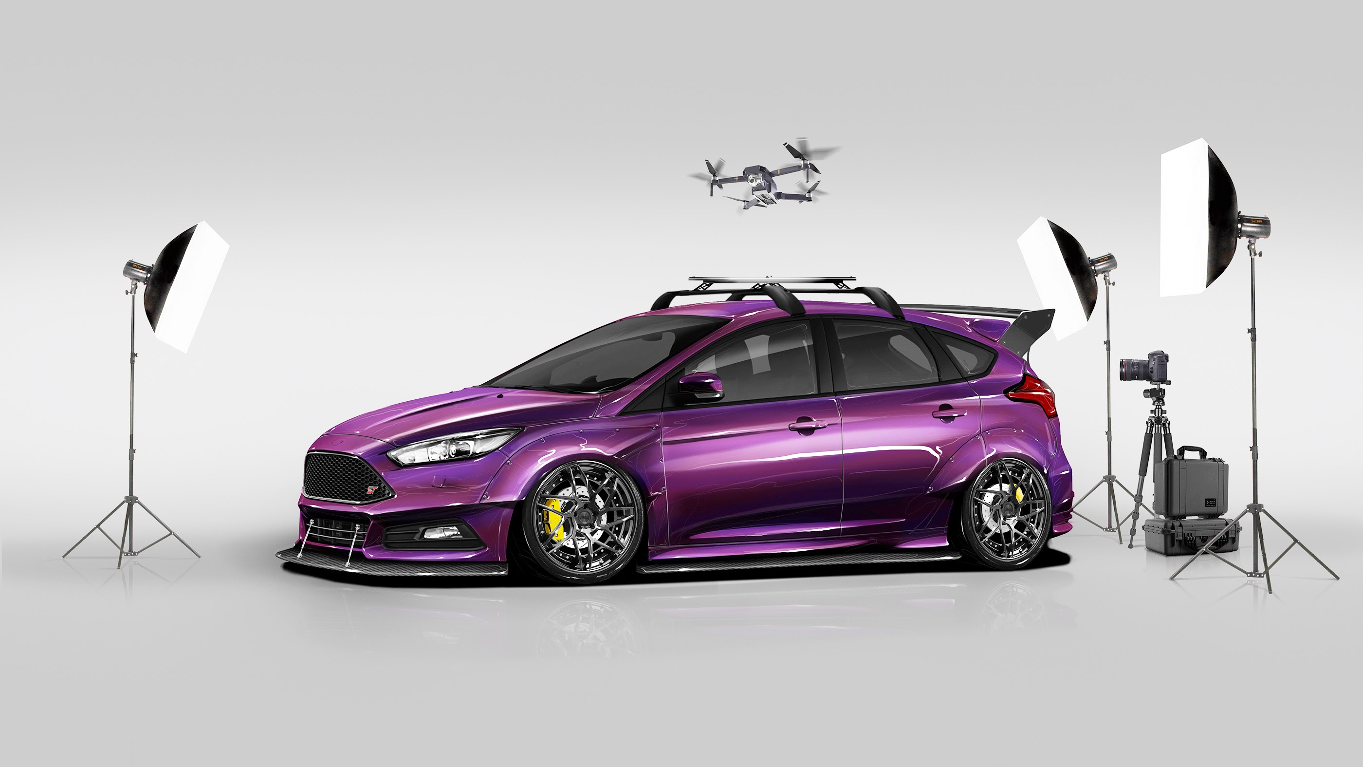 2017 Ford Focus St By Blood Type Racing Top Speed