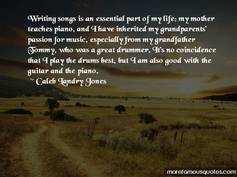 Quotes About Passion For Music Top 52 Passion For Music Quotes From Famous Authors