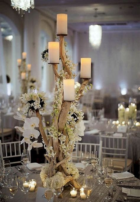10 Marvelous DIY Rustic & Cheap Wedding Centerpieces Ideas