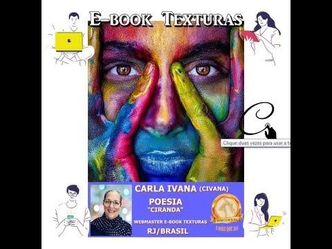 E-book TEXTURAS - Participantes