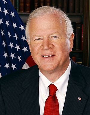 U.S. Senator Saxby Chambliss, of Georgia.