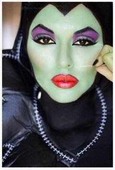 Halloween Makeup Ideas 2015 Using Korean Beauty Brands