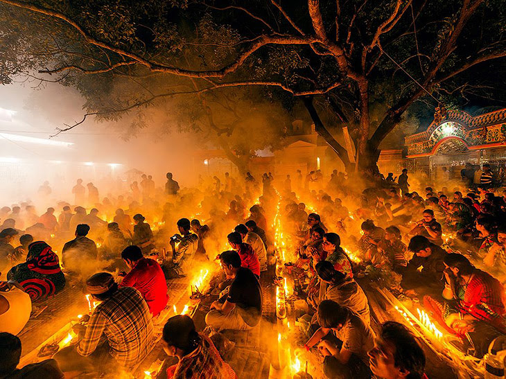 Festival in Bangladesh