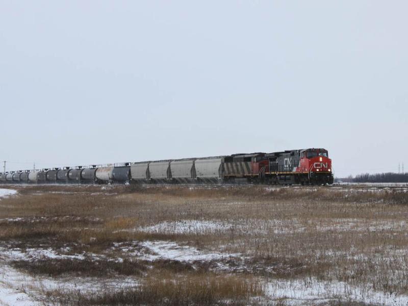IC 2716 in Winnipeg