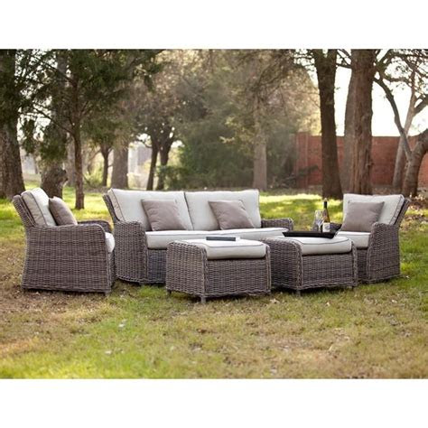 avadi  piece outdoor set  khakibrown nebraska