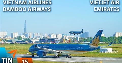 TIN MÁY BAY #15: Các hãng hàng không Việt Nam sắp bay tới Mỹ? | Yêu Máy Bay