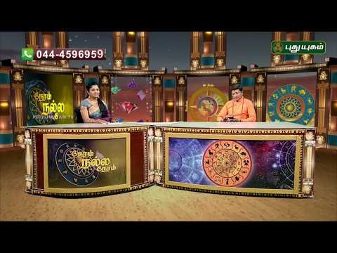 Astro Tantra Shri.Vamanan Sesshadri-Neram Nalla Neram  Puthuyugam TV