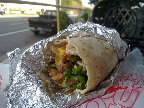 Chico Burrito