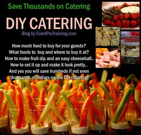 1000  ideas about Wedding Finger Foods on Pinterest
