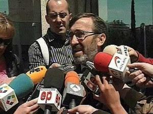 El comisario Rodolfo Ruiz Martínez
