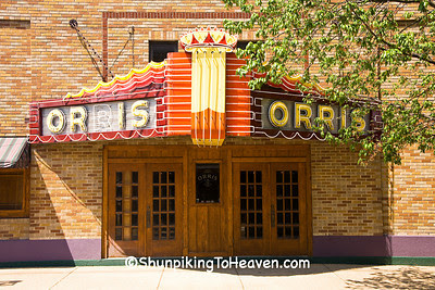 Orris Theater, Ste. Genevieve, Missouri