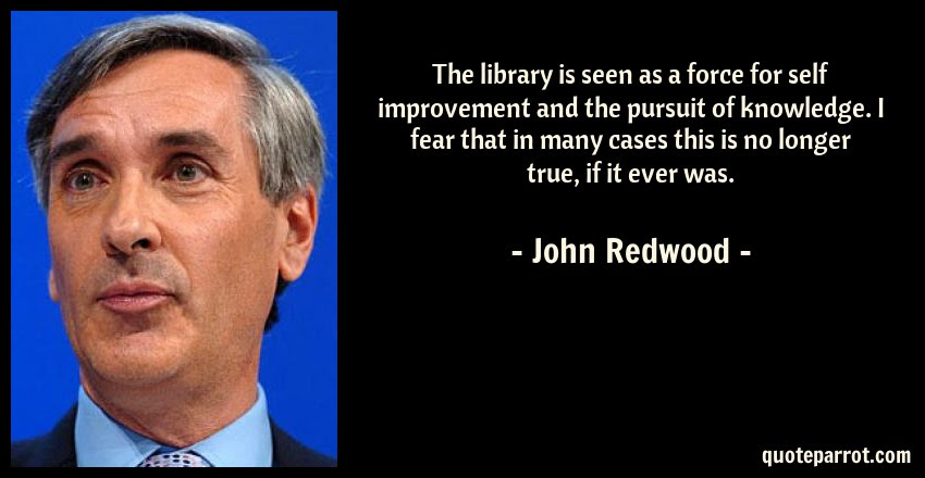 The Library Is Seen As A Force For Self Improvement And By John