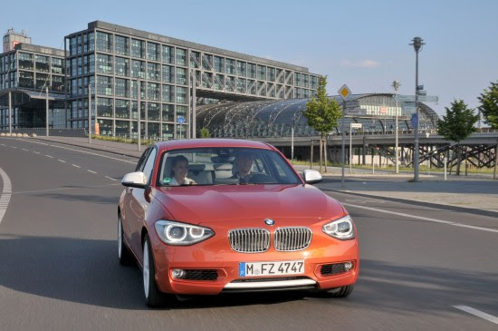 2012 BMW 1-Series Urban Line - Picture 56642