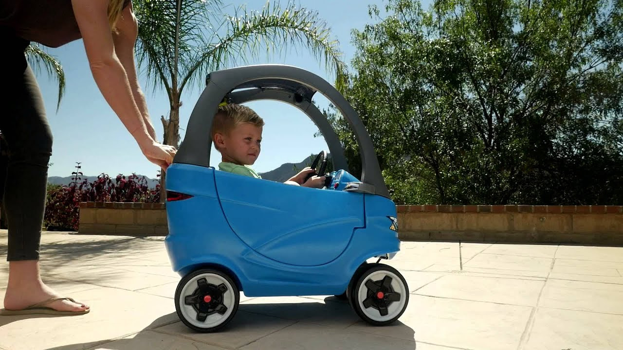 Little Tikes Cozy Coupe Sport Youtube