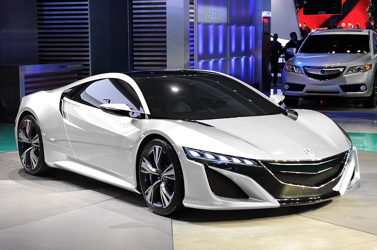 Blogmotorzone Honda Nsx 2015