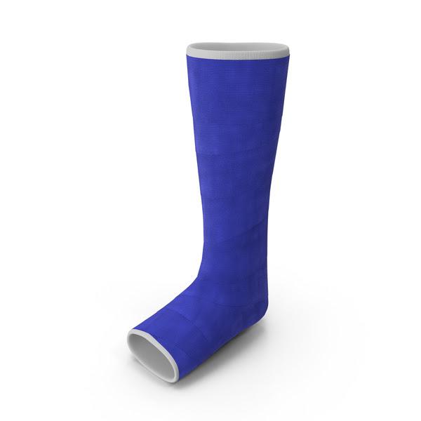 Blue Fiberglass Leg Cast Png Images Psds For Download Pixelsquid