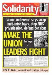 Cover of Solidarity