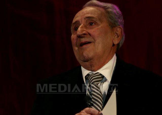 Actorul Horia Şerbănescu a murit
