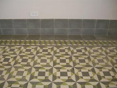 Cuban Heritage Design 210 Cement Tile