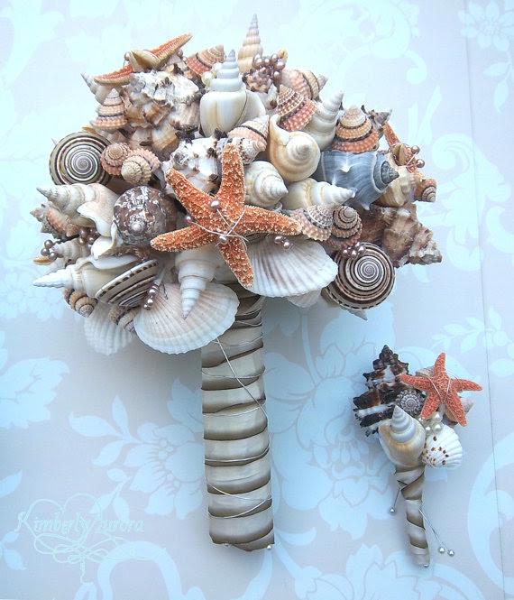 Memorable Wedding Ideas: Memorable Wedding: Non-Floral Wedding Bouquet Ideas For