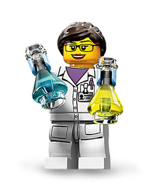 Meet the First Female Lego Minifig Scientist