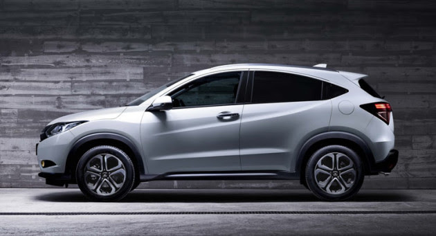 2017 Honda HRV Release Date Changes Interior Price