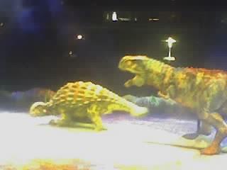 Ticked off T-Rex