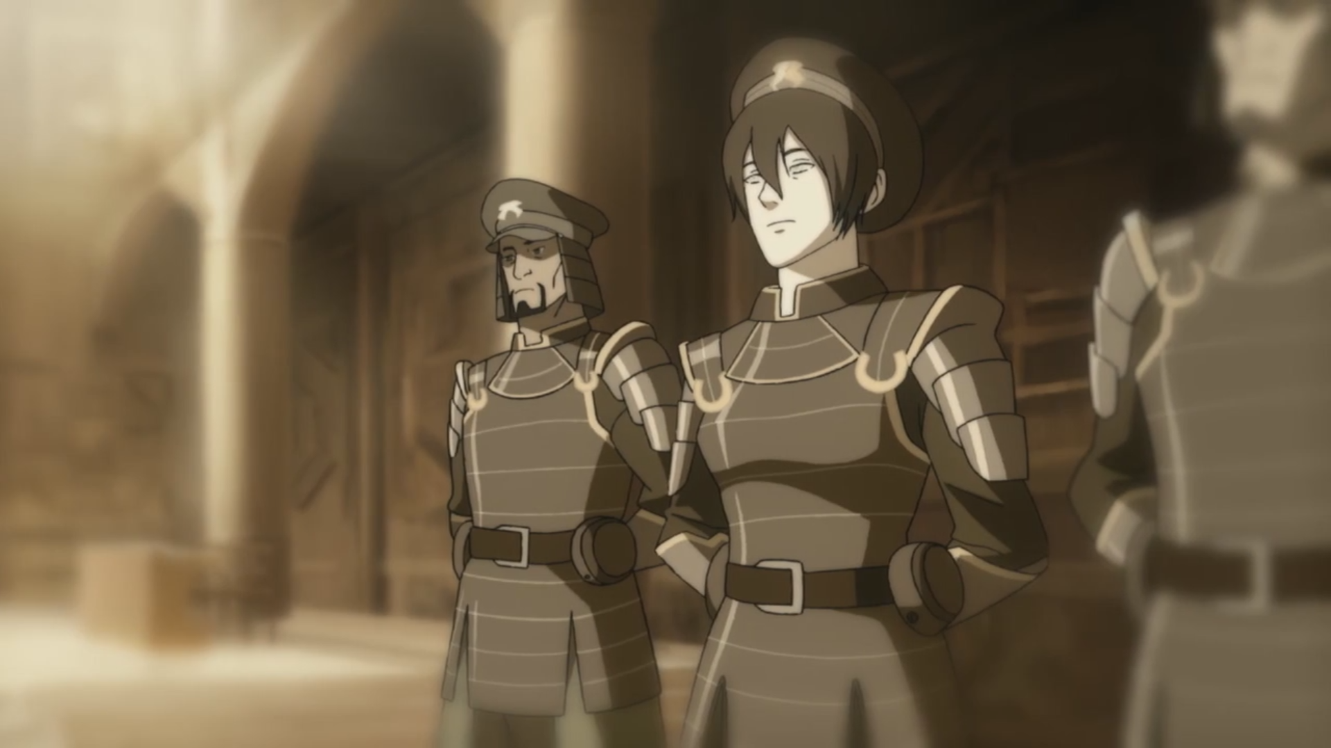 Avatar The Last Airbender Images Bei Fong Toph Wallpaper And