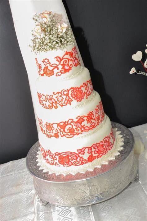 Cake inspirado en la Pollera Panama   Moda Estilizado