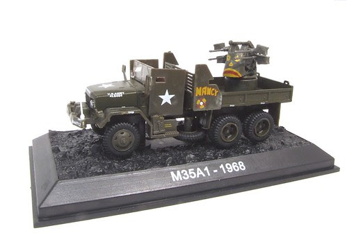 M35A1 Truck Front