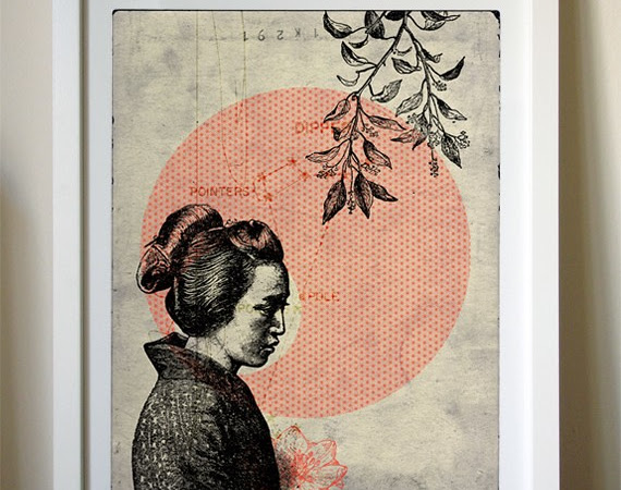 Etsy Finds – Japan Relief