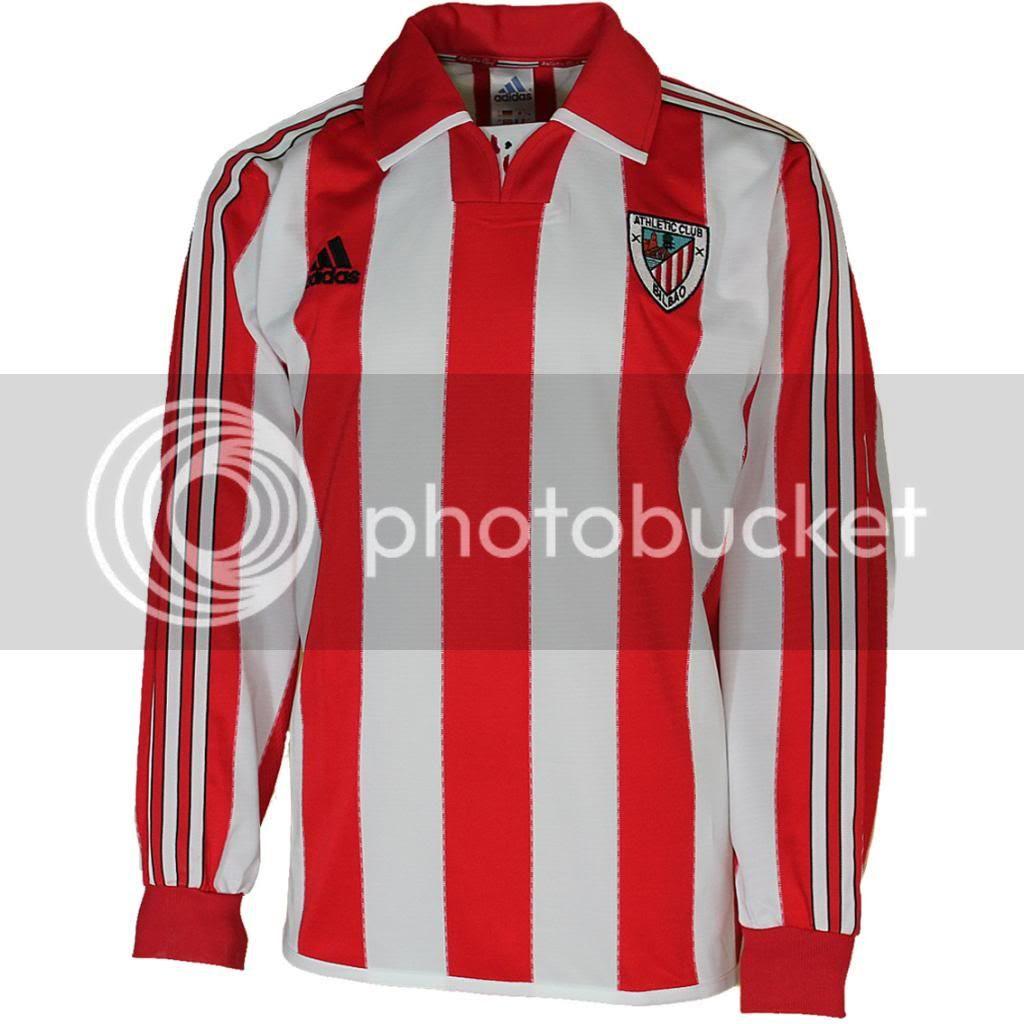 Athletic Bilbao Home Jersey Adidas Kid's Spain La League New