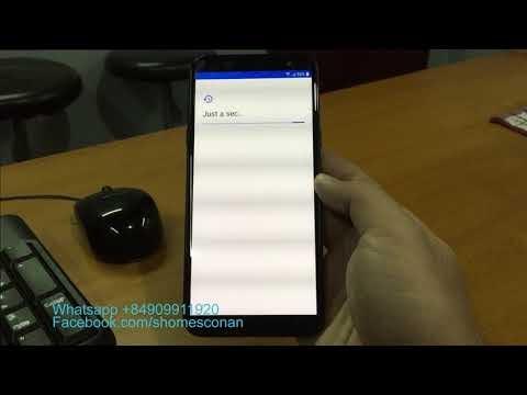 Remove FRP google account Samsung Galaxy A6 A6+ A600F A6050